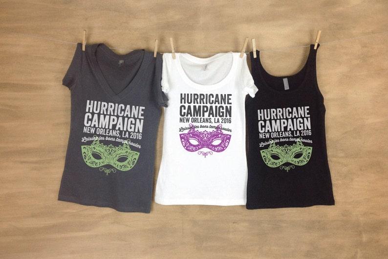 65e9617f Hurricane Campaign New Orleans Bachelorette Bash | Etsy
