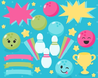 20FOR20, bowling clipart for personal and commercial use