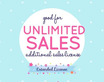 Additional Sales License - Unlimited Sales