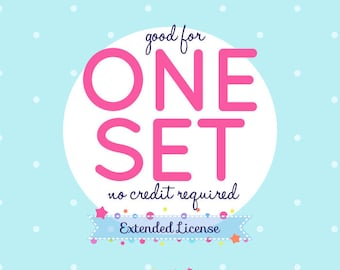 No Credit Required - One Set