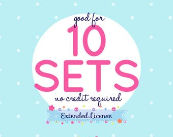 10 OFF - No Credit Required - TEN Sets