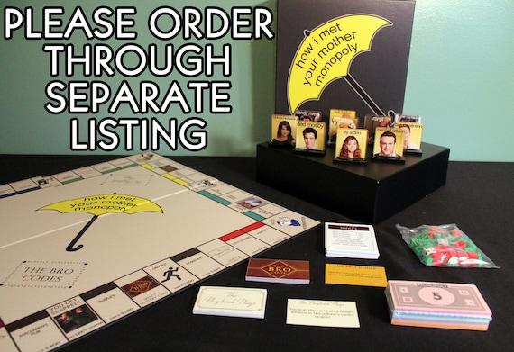 Benutzerdefinierte Monopoly Brettspiel | Etsy