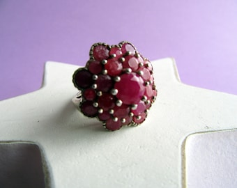 Wonderful Ruby ring from India