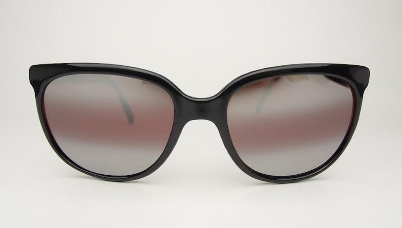 9f8d91ca5a64b5 Jahrgang Japan gemacht Herren Damen Sonnenbrille schwarz Nylon