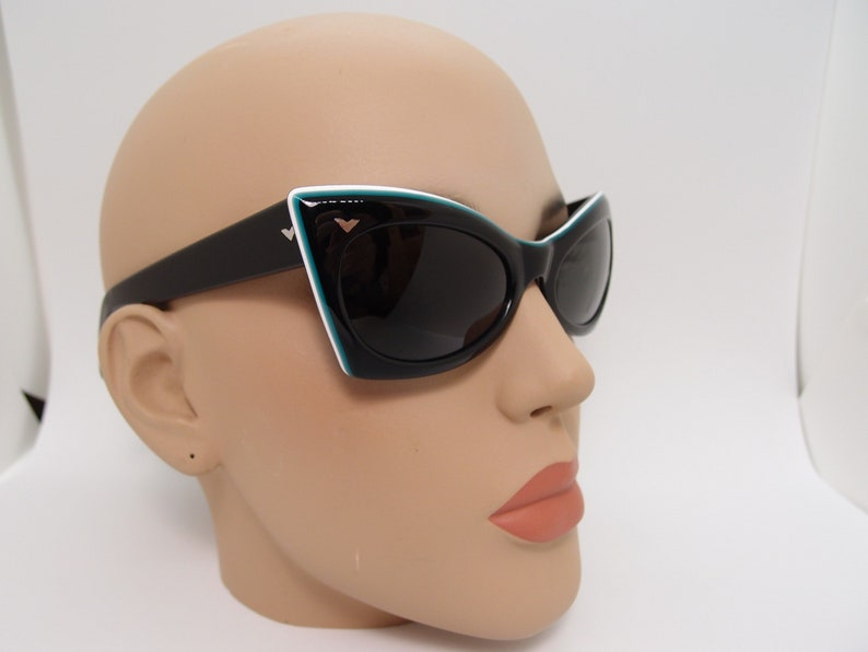 0cc5982d7f5e9 Vintage Victory Optical Suntimer Womens Sunglasses USA Pointed