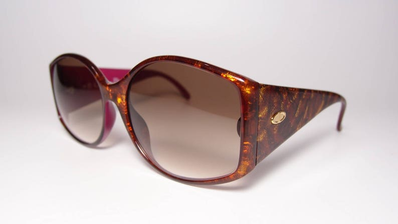 d8418c55a0ba Rare Vintage Christian Dior 2435 Women Designer Sunglasses
