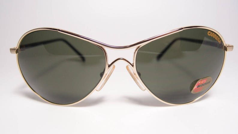 8a65791d7d206 NOS Vintage Carrera 4823 40 Mens Womens Aviator Sunglasses