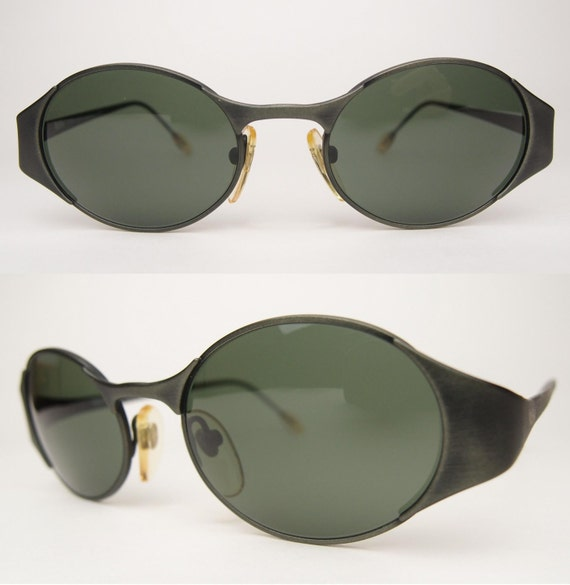 Gafas de sol diseño Italia de mujeres rara Mossimo Vintage | Etsy