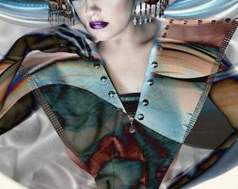 Futuristic armor | Etsy