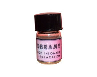 Dreamy Essential Oil Blend For Insomnia & Relaxation -5/8 dram