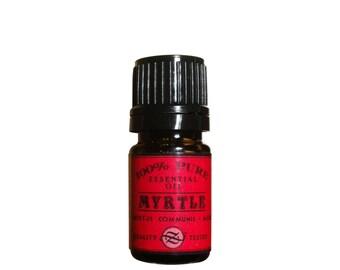Myrtle Essential Oil, Red, Myrtus communis, Morocco - 5 ml