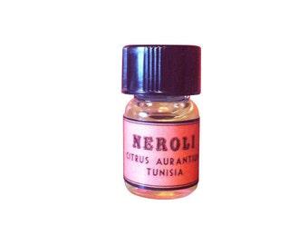 Neroli Essential Oil, Citrus aurantium, Tunisia - 5/8 dram
