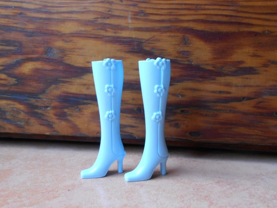 ee65de312ab Barbie laarzen originele Barbie laarzen 1990 Barbie licht | Etsy