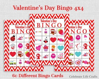 free printable bingo etsy