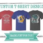 Custom T-Shirt Design - Digital File Only