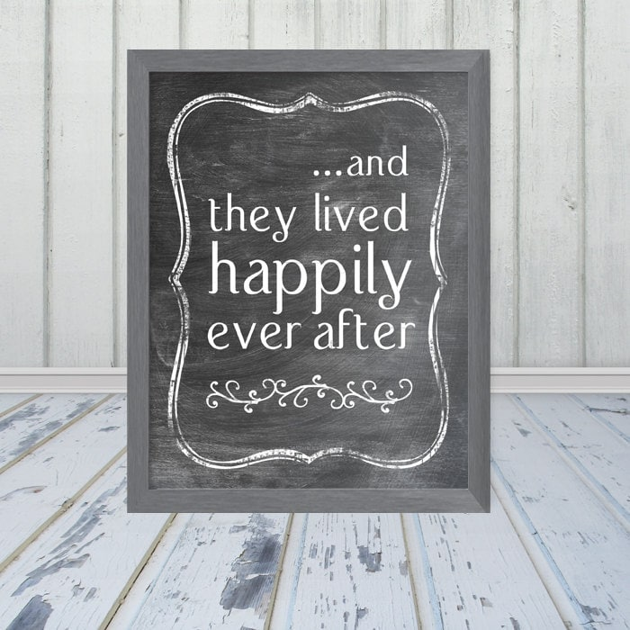 and they lived happily ever after - 700×700