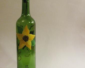 Sunflower Olive Oil Bottle