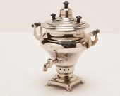 From Russia With Love 1974 - SAMOVAR For Making Tea - One of a Kind Display Piece or Unusual Trophy