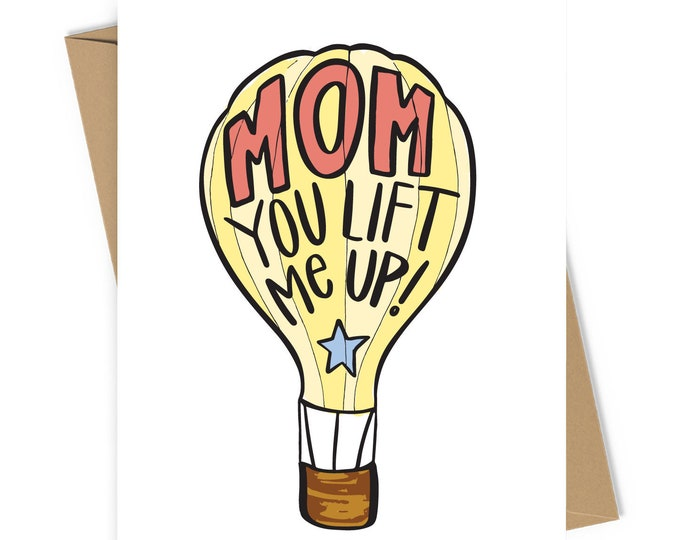 Featured listing image: Mom You Lift Me Up!