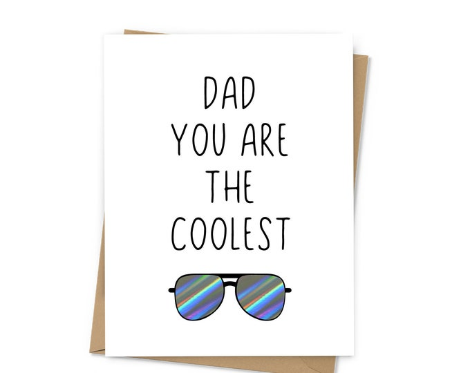 Featured listing image: Dad You Are the Coolest