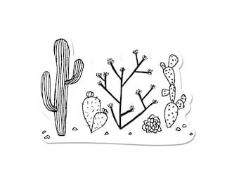 Cacti sketch