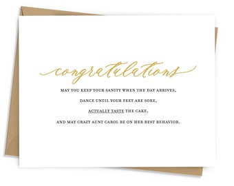 Congratulations - May You Enjoy the Moment