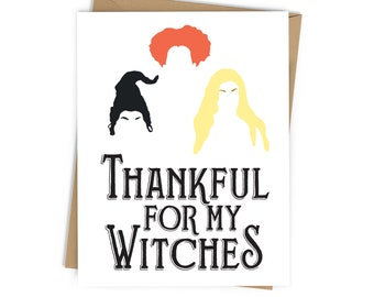 Thankful for my Witches