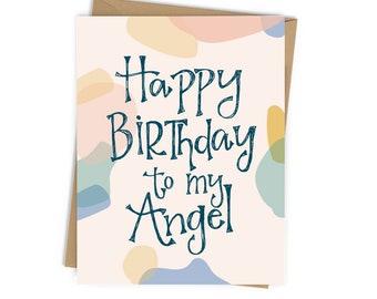 Happy Birthday to My Angel