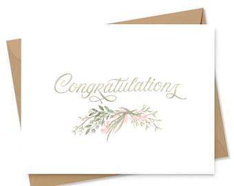 Pretty Congrats