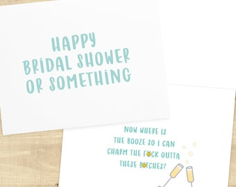 Bridal Shower/Wedding