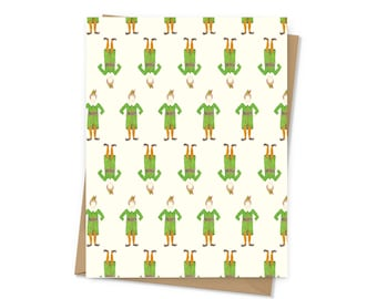 Buddy the Elf Pattern