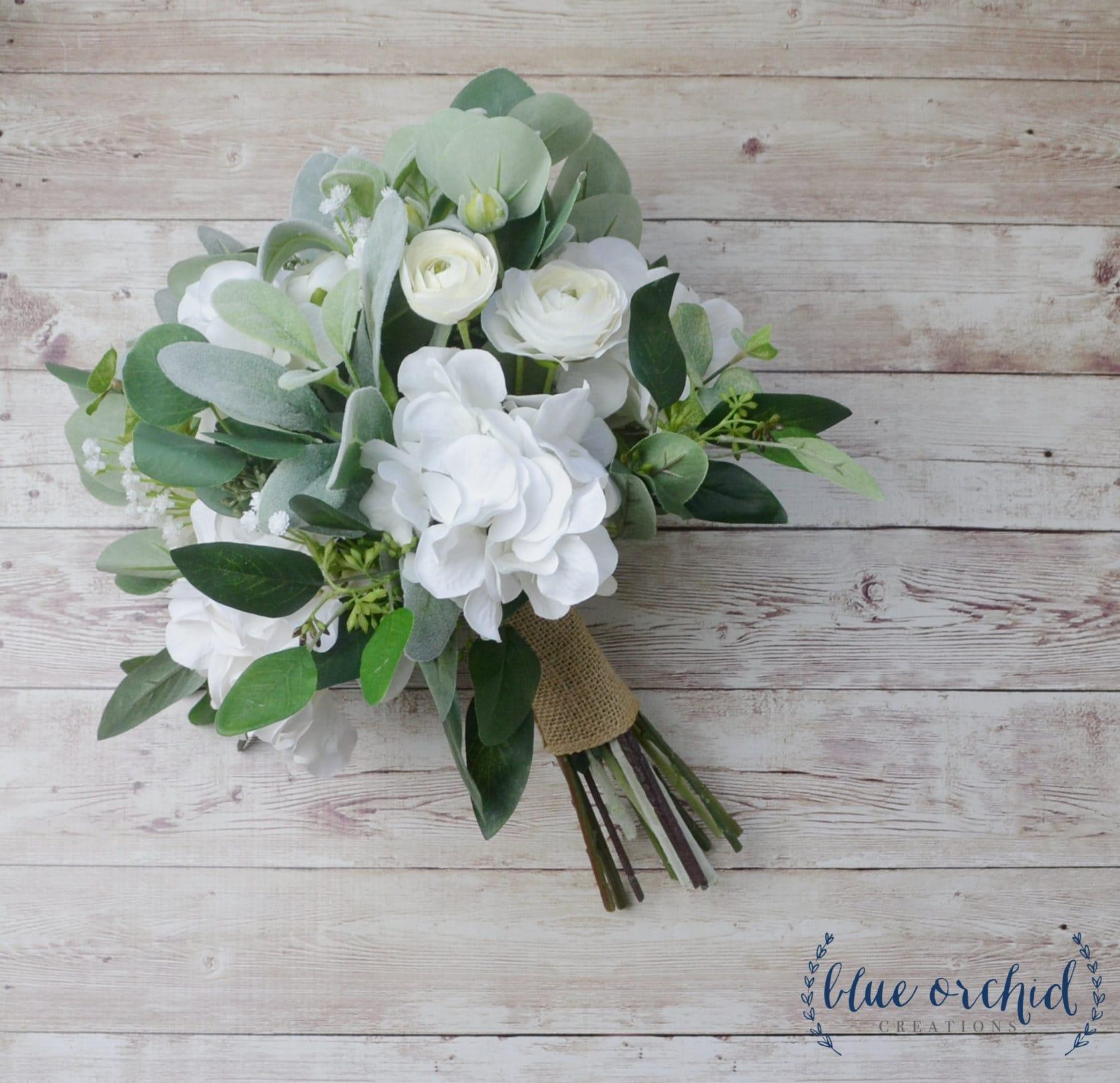 Wedding Bouquet Wedding Flowers Boho Bouquet Bridal Etsy