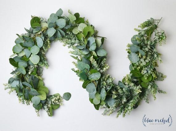 Eukalyptus Girlande Hochzeit Girlande Hochzeitsblumen Etsy