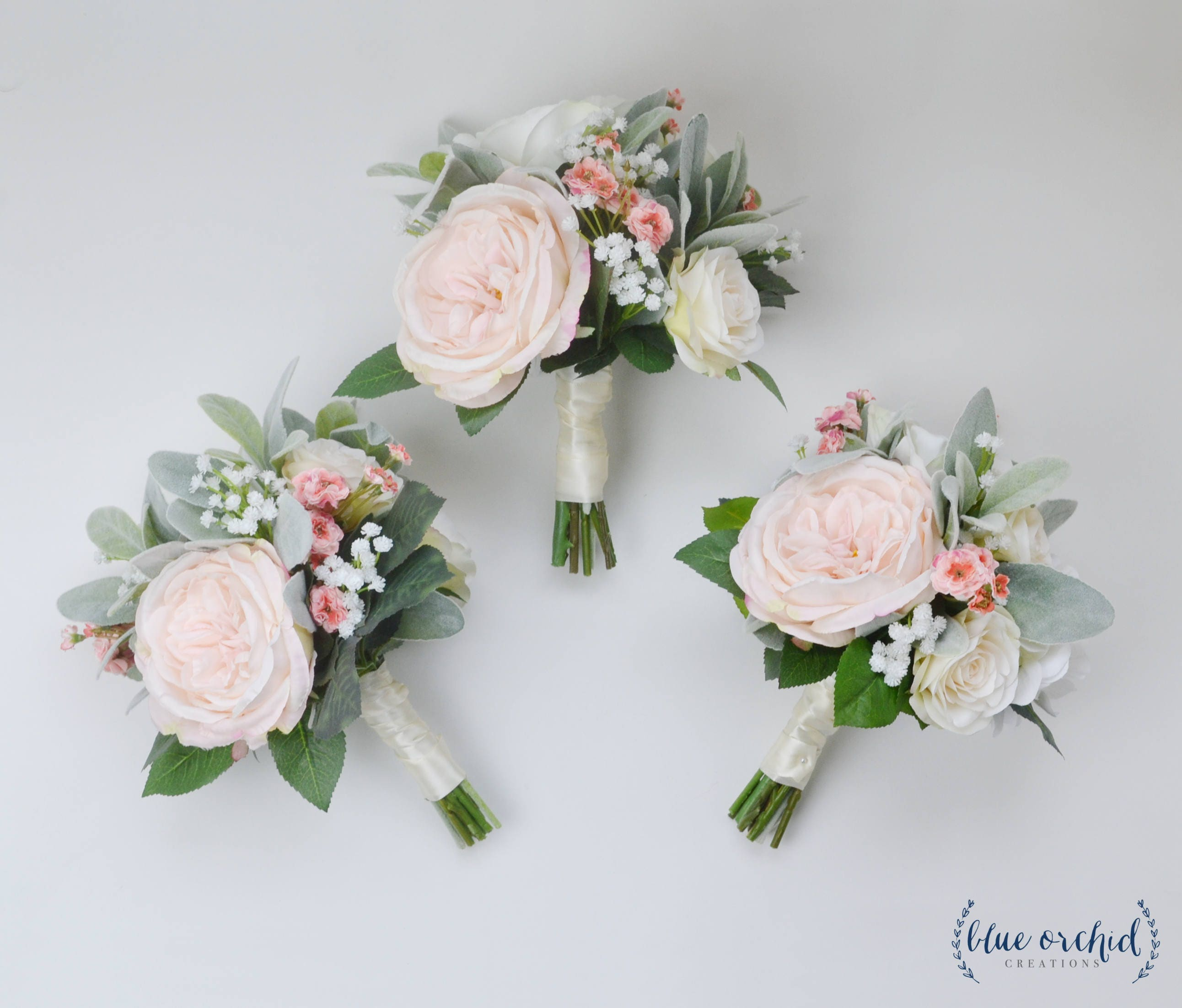 Wedding Bridal Flowers: Wedding Flowers Bridesmaid Bouquet Bridesmaid Bouquet Boho