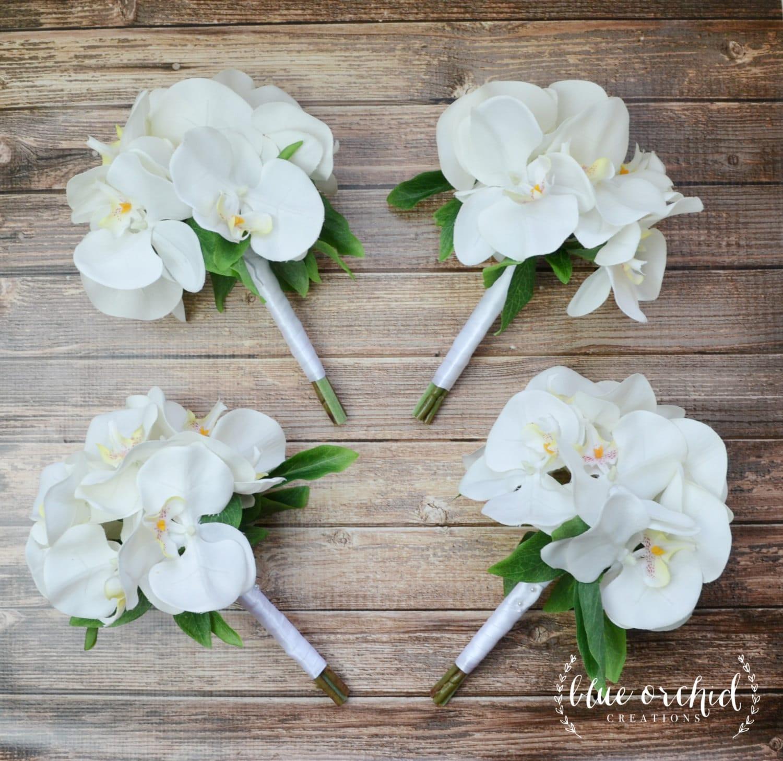 Bridesmaid bouquet wedding flowers orchid bouquet silk etsy bridesmaid bouquet wedding flowers orchid bouquet silk bouquet silk bridesmaid bouquet wedding bouquet destination wedding flowers izmirmasajfo