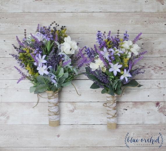 Wild Flowers For Wedding: Wildflower Bouquet Wedding Flowers Bridesmaid Bouquet
