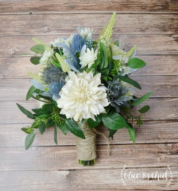 Fiori Matrimonio Rustico : Boho bouquet bouquet rustico fiori matrimonio bouquet da etsy