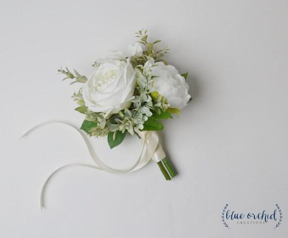 Bouquet Sposa Piccolo.Bouquet Da Sposa Piccolo Bouquet Bouquet Da Sposa Boho Etsy