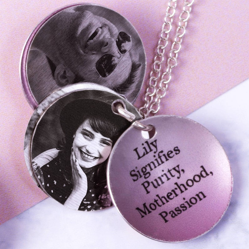 Handmade Locket Mother/'s Day Mother/'s Day Gift Unique  Gift Personalised Locket
