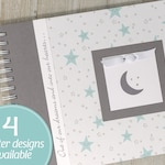 Pregnancy Journal * Pregnancy Gift * Pregnancy Diary * Pregnancy book for new moms * Dreaming Stars