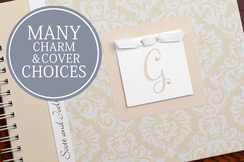 Wedding Anniversary Journal  Personalized Anniversary Memory image 0