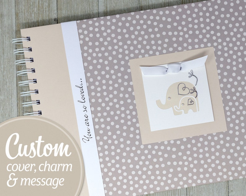 Pregnancy Journal  Personalized Pregnancy Diary for image 0