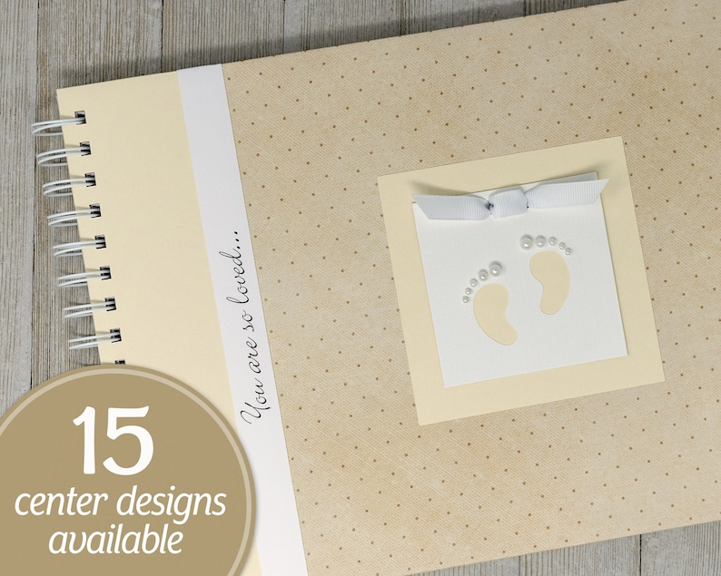 Pregnancy Journal  Personalized Memory Book for Expectant image 0