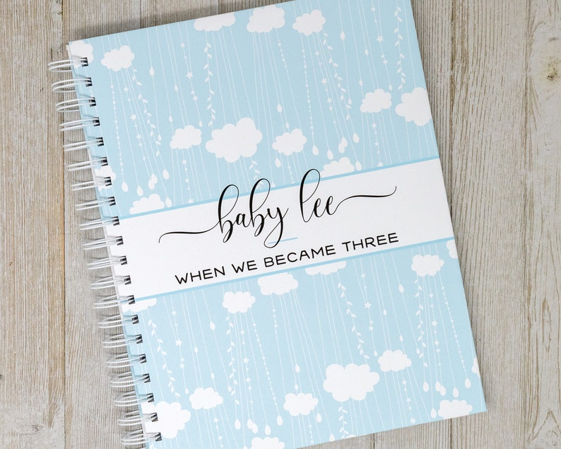 Pregnancy Journal & Memory Book for Expectant Moms  image 0
