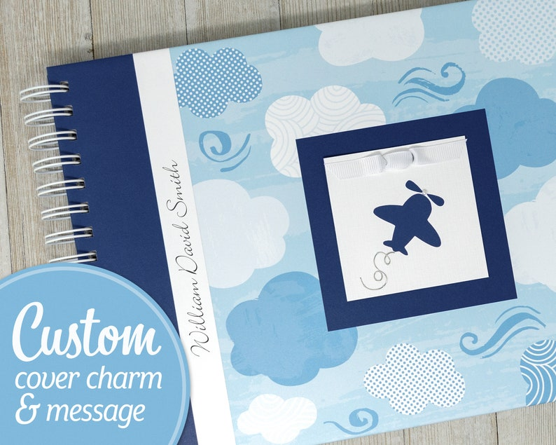 Baby Journal  Baby Book Boy  Baby memory book for boys  image 0