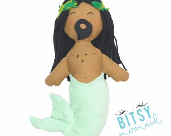 New! Pax The Merman (made To Order Ships 1-2 Weeks)