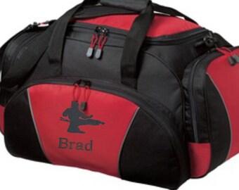 Karate Bag, Taekwondo Bags, Personalized Karate Bag, Personalized Gym Bag, Karate Bag, Taekwondo, Karate, Personalized Gifts, Gift