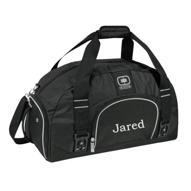 fde5af79b Personalized Gym Bag Duffel Bag Duffle Duffel Shoe Bag   Etsy