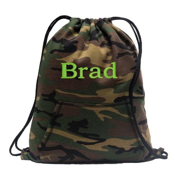 aa12f07b6cb Cinch Pack Drawstring Bag Personalized Cinch Bags