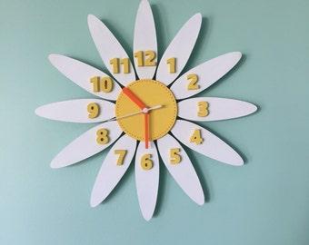 Flower clock - Daisy